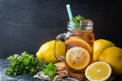 basischer-Tee