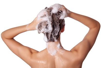 Haarpeeling