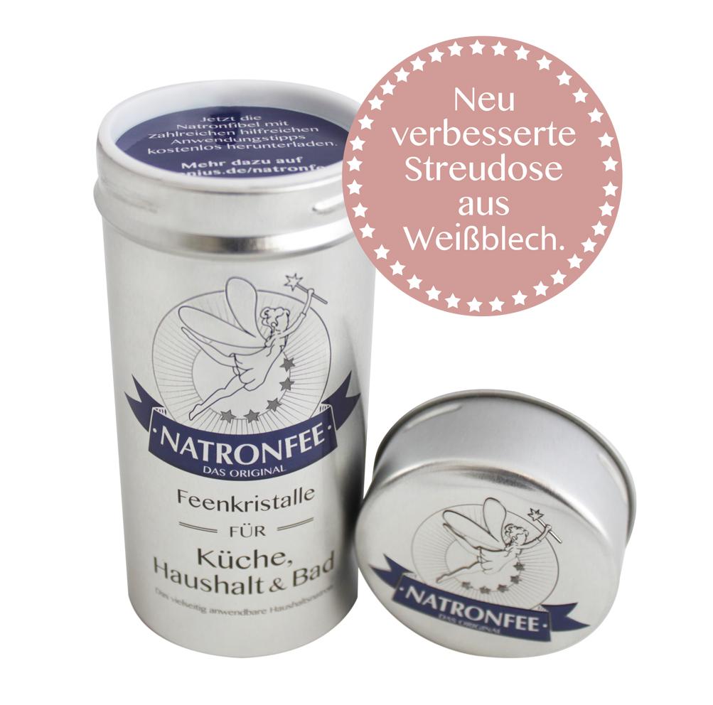 Natronfee – Feenkristalle in der praktischen 250 g Streudose